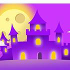 卡片背景:万圣城堡